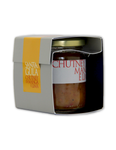 Chutney Maga e Limas Santa Gula 250mL | Santa Gula
