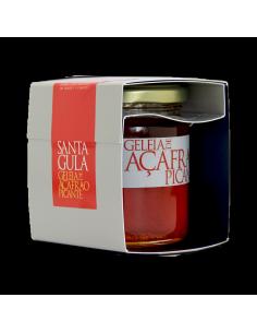 Geleia de Açafrão Picante Santa Gula 250mL | Santa Gula