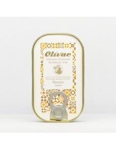 Sabonete Neutro Olívae Lata 85g
