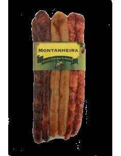 Mixed sausage Black Pig Montanheira (aprox. 290g) | Montanheira