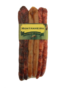 Petisco Misto Porco Preto Montanheira (aprox. 330g)