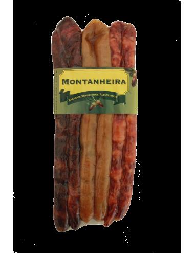Petisco Misto Porco Preto Montanheira (aprox. 290g) | Montanheira