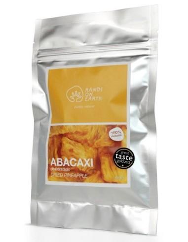 Abacaxi desidratado Hands on Earth saco 50g | Hands On Earth