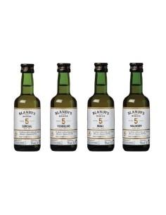 Blandy's 5 anos Miniature Box (4 garrafas 5cl) | Madeira Wine Company