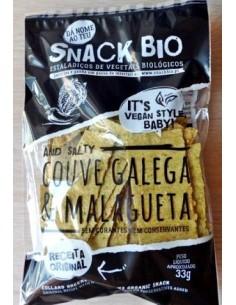 Snack Bio Couve Galega e Malagueta