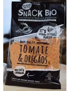 Snack Bio Tomate e Oregãos