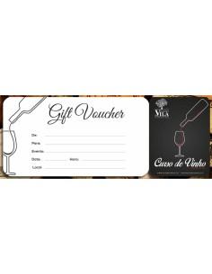 Gift Voucher 50€ | Gourmet Da Vila