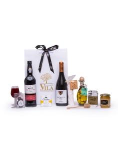 Christmas Basket CONNOISSEUR | Gourmet Da Vila