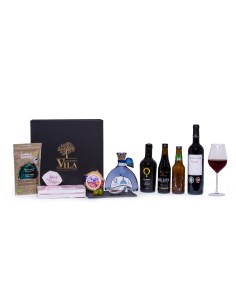Christmas Basket SILVER AWARD PLUS | Gourmet Da Vila