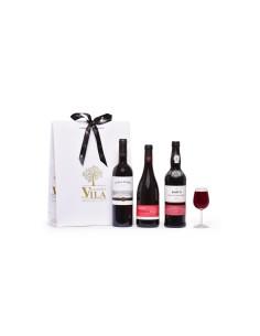 Christmas Basket WINE & Co. TASTER | Gourmet Da Vila