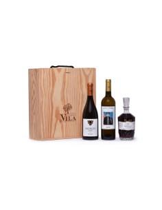 Christmas Basket WINE & Co. EXPERT | Gourmet Da Vila