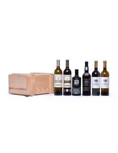 Christmas Basket WINE & Co. MASTER | Gourmet Da Vila
