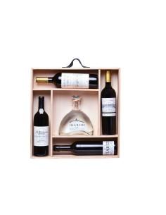 Christmas Basket WINE & Co. SOMMELIER | Gourmet Da Vila