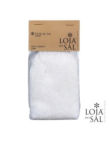 Flor de Sal Loja do Sal 250g | Loja do Sal