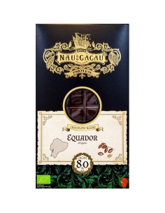Nau do Cacau Equador (80%) 80g