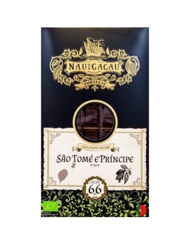Nau do Cacau São Tomé e Principe (66%) 80g | Nau do Cacau