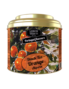 Lisbon TEA Chá Preto Laranja do Algarve | Lisbon TEA CO.