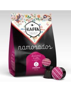 Cápsulas Namorados Kaffa Int 6 CAFÉ