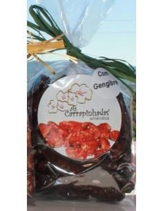 Amêndoa Caramelizada com Gengibre 100g As Carrapinhadas | As Carapinhadas