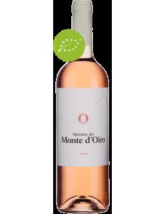 Quinta do Monte d'Oiro Biológico Rosé 2018 75cl   Quinta Monte D'Oiro