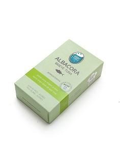Azor Concha Atum Albacora Azeite Extra Virgem e Lima | Azor Concha