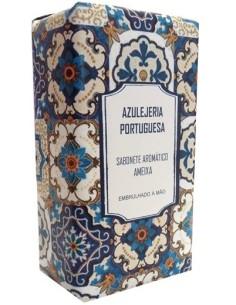 Sabonete Aromático Ameixa - Azulejaria Portuguesa 150g