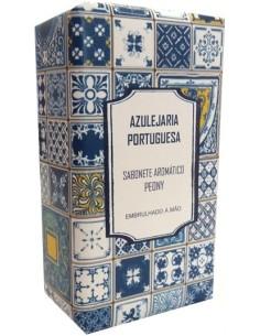 Sabonete Aromático Peóny - Azulejaria Portuguesa 300g