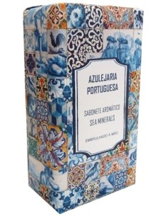 Sabonete Aromático Sea Minerals - Azulejaria Portuguesa 150g