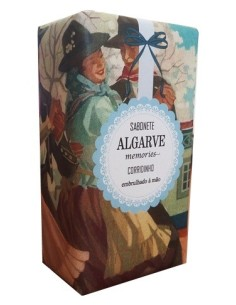 Sabonete Algarve Memories - Corridinho 150g | Globalreason - artmm