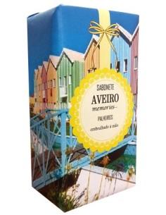 Sabonete Aveiro Memories - Palheiros 150g | Globalreason - artmm