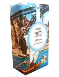 Sabonete Porto Memories - Barco Rabelo 150g | Globalreason - artmm