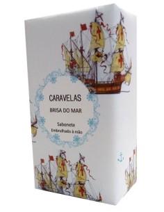 Sabonete ícons de Portugal - Caravelas 150g