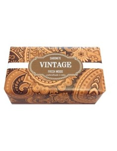 Sabonete Vintage Fresh Wood 150g