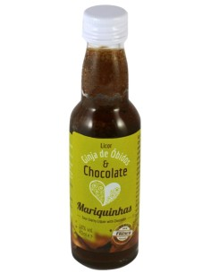 Ginja de Óbidos Chocolate Mariquinhas 4cl