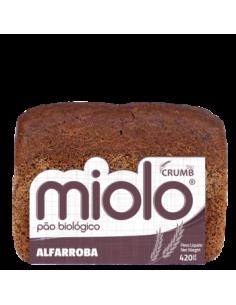Pão Alfarroba Miolo 420g Miolo | miolo