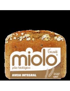 Pão Aveia Integral 400g Miolo | miolo