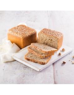 Pão Avelã e trigo sarraceno 420g Miolo | miolo