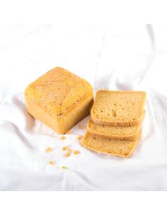 Pão Batata Doce e Milho BIO 420g Miolo