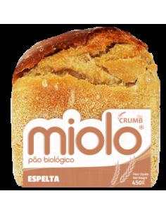 Pão Espelta 450g Miolo | miolo