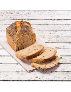 Pão Kamut com sementes 450g Miolo | miolo