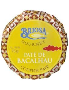 Paté de Bacalhau Briosa | Briosa