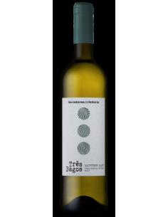 Três Bagos Sauvignon Blanc Branco 2018   Lavradores de Feitoria