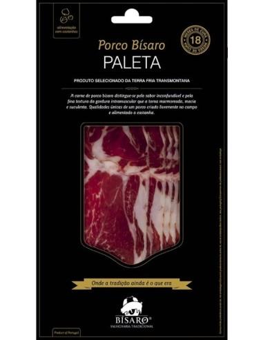 Paleta de Porco Bísaro 18meses Bísaro 100 gr