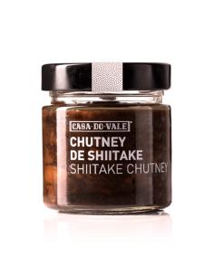 Shiitake Chutney Casa do Vale 230g
