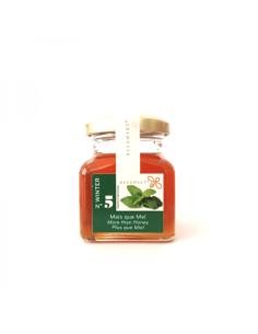 Mel aromatizado Nº 5 Winter - Menta Beesweet Frasco 150g | Beesweet