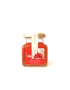 Mel aromatizado Nº 88 Fire - Picante Beesweet Frasco de 150g | Beesweet