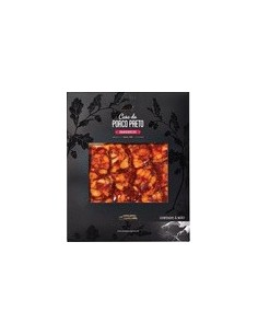 Paio de Porco Ibérico bolota 100g (Cortado à Mão) - envelope Gourmet negro Casa do Porco Preto | Casa do Porco Preto