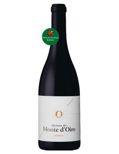 Monte D'Oiro Reserva Tinto 2015 75cl | Quinta Monte D'Oiro