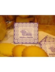 Bolachas De Manteiga 250g Pastelaria Gregório