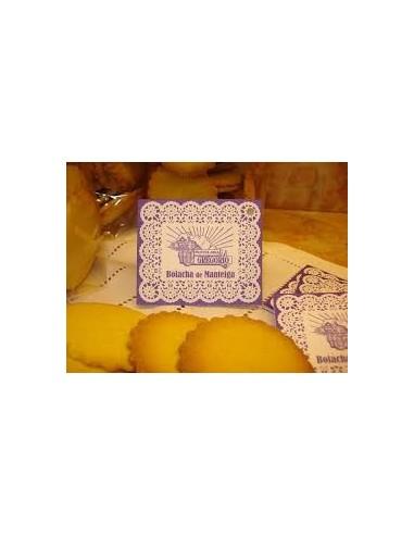 Bolachas De Manteiga Pastelaria Gregório 250g   Pastelaria Gregório